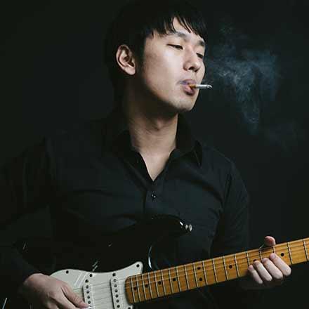 バンドのギタリストな人の性格・特徴の傾向
